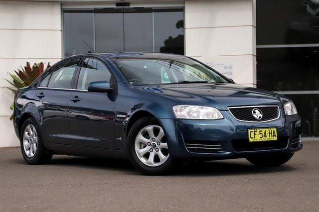 Used Holden Commodore VE II MY12 Omega Sutherland, 2012 Holden Commodore VE II MY12 Omega Blue 6 Speed Sports Automatic Sedan