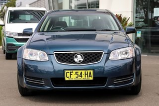 2012 Holden Commodore VE II MY12 Omega Blue 6 Speed Sports Automatic Sedan