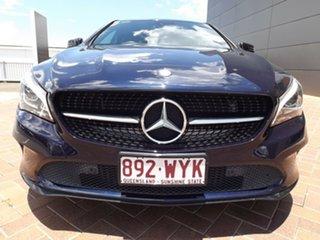 2016 Mercedes-Benz CLA-Class X117 807MY CLA220 d Shooting Brake DCT 7 Speed