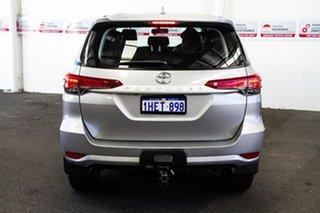 2017 Toyota Fortuner GUN156R GX Silver Sky 6 Speed Automatic Wagon