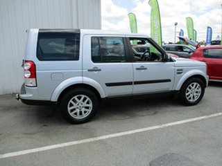 2010 Land Rover Discovery 4 Silver 4 Speed Automatic Wagon.