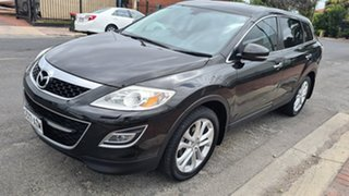 2011 Mazda CX-9 10 Upgrade Luxury Black Sapphire 6 Speed Auto Activematic Wagon