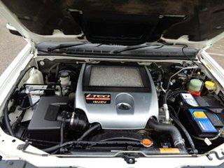 2008 Isuzu D-MAX MY09 LS 4x2 White 5 Speed Manual Utility