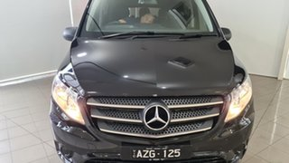 2019 Mercedes-Benz Valente 447 MY20 116CDI 7G-Tronic + Black 7 Speed Sports Automatic Wagon.