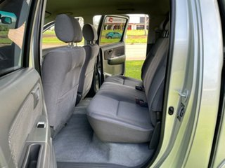2013 Toyota Hilux KUN26R MY14 SR5 Double Cab Silver 5 Speed Automatic Utility