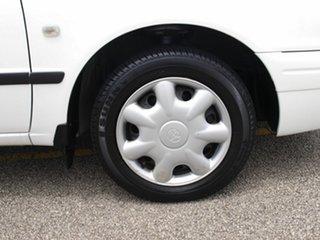 2000 Toyota Corolla AE112R Ascent Seca White 4 Speed Automatic Liftback