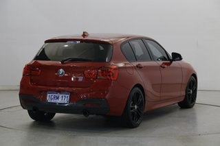 2018 BMW 1 Series F20 LCI-2 M140i Red 8 Speed Sports Automatic Hatchback