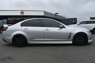 2014 Holden Commodore VF MY14 SS V Redline Billet Silver 6 Speed Manual Sedan