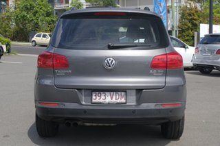 2014 Volkswagen Tiguan 5N MY14 132TSI DSG 4MOTION Pacific Grey 7 Speed Sports Automatic Dual Clutch.