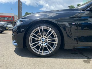 2020 BMW 420i F32 MY17 M Sport Black Sapphire 8 Speed Automatic Coupe.
