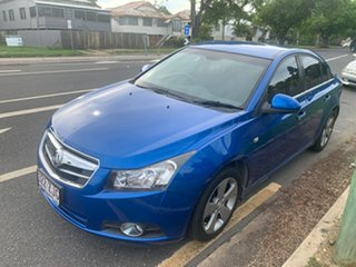 2009 Holden Cruze JG CDX Blue 6 Speed Automatic Sedan.