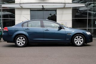 2012 Holden Commodore VE II MY12 Omega Blue 6 Speed Sports Automatic Sedan.