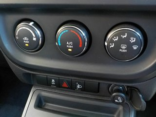 2012 Jeep Patriot MK MY2012 Sport CVT Auto Stick 4x2 Silver 6 Speed Constant Variable Wagon