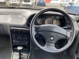 1996 Daewoo Espero White 4 Speed Automatic Sedan
