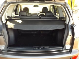 2012 Mitsubishi Outlander ZH MY12 XLS 6 Speed Constant Variable Wagon
