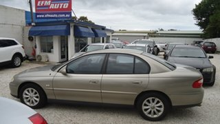 2002 Holden Commodore VX II Equipe Gold 4 Speed Automatic Sedan.