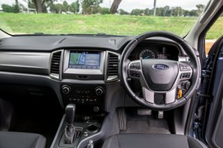 2017 Ford Everest UA Trend Blue 6 Speed Sports Automatic SUV
