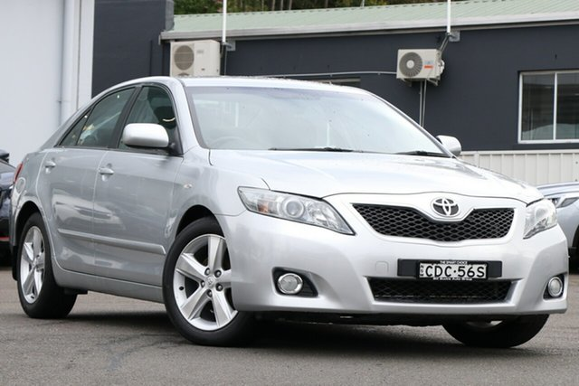Used Toyota Camry ACV40R Touring Brookvale, 2011 Toyota Camry ACV40R Touring Silver 5 Speed Automatic Sedan