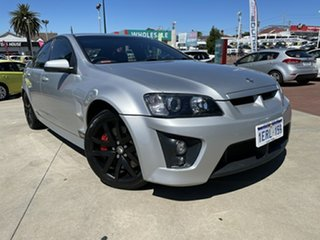 2008 Holden Special Vehicles ClubSport E Series R8 Silver 6 Speed Sports Automatic Sedan.