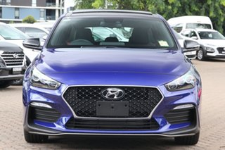 2021 Hyundai i30 Intense Blue Hatchback