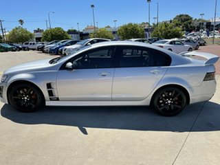 2008 Holden Special Vehicles ClubSport E Series R8 Silver 6 Speed Sports Automatic Sedan