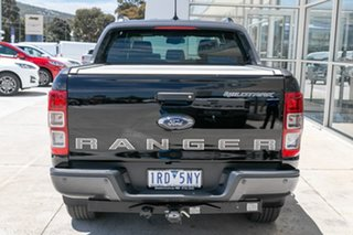 2020 Ford Ranger PX MkIII 2020.25MY Wildtrak Black 6 Speed Sports Automatic Double Cab Pick Up