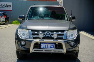 2013 Mitsubishi Pajero NW MY13 VR-X Grey 5 Speed Sports Automatic Wagon