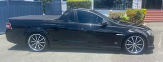 2010 Holden Ute VE MY10 SS Black 6 Speed Manual Utility.
