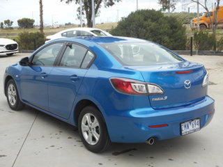 2012 Mazda 3 BL10F2 MY13 Neo Activematic Blue 5 Speed Sports Automatic Sedan