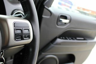 2015 Jeep Patriot MK MY15 Sport CVT Auto Stick 4x2 Black 6 Speed Constant Variable Wagon.