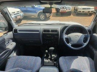 1999 Toyota Landcruiser Prado VZJ95R GXL White 4 Speed Automatic Wagon