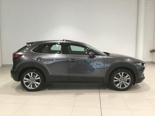 2020 Mazda CX-30 DM2WLA G25 SKYACTIV-Drive Astina Grey 6 Speed Sports Automatic Wagon.