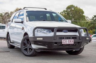 2013 Ford Territory SZ TS Seq Sport Shift White 6 Speed Sports Automatic Wagon.
