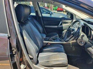 2010 Mazda CX-7 ER10A2 Sports Purple 6 Speed Manual Wagon