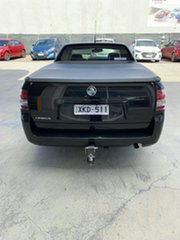 2009 Holden Ute VE MY09.5 Omega Black 4 Speed Automatic Utility
