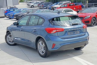 2019 Ford Focus SA 2020.25MY Trend Blue Metallic 8 Speed Automatic Hatchback.