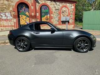 2017 Mazda MX-5 ND GT RF SKYACTIV-MT Machine Grey 6 Speed Manual Targa