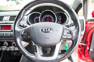 2014 Kia Rio UB MY14 SI Red 6 Speed Sports Automatic Hatchback