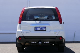 2010 Nissan X-Trail T31 MY10 ST White 1 Speed Constant Variable Wagon.