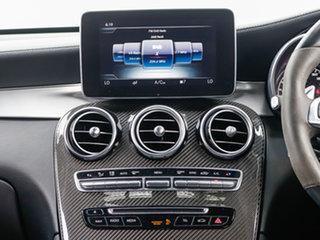 2017 Mercedes-Benz GLC 43 Black 9 SP AUTOMATIC G-TRONIC Coupe