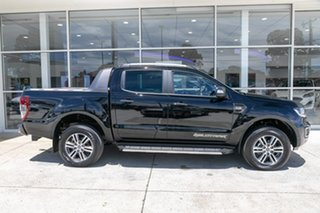 2020 Ford Ranger PX MkIII 2020.25MY Wildtrak Black 6 Speed Sports Automatic Double Cab Pick Up.