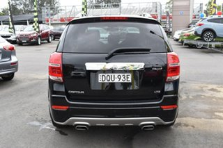 2017 Holden Captiva CG MY17 LTZ AWD Black 6 Speed Sports Automatic Wagon