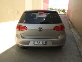 2013 Volkswagen Golf VII MY14 90TSI DSG Antimonial Silver Metallic 7 Speed