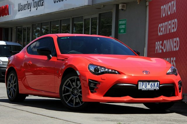 Pre-Owned Toyota 86 Glen Waverley, 86 GTS 2.0L Petrol Manual Coupe