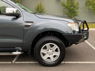 2014 Ford Ranger PX XLT Super Cab Blue 6 Speed Sports Automatic Utility