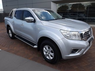 2015 Nissan Navara D23 ST 4x2 Silver 7 Speed Sports Automatic Utility.