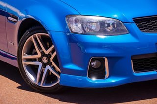 2013 Holden Commodore VE II MY12.5 SV6 Blue 6 Speed Sports Automatic Sedan