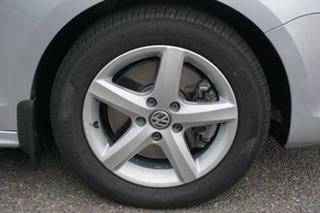 2014 Volkswagen Jetta 1B MY14 118TSI Silver 6 Speed Manual Sedan