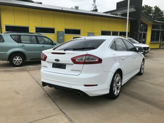 2011 Ford Mondeo MC Titanium EcoBoost White 6 Speed Sports Automatic Dual Clutch Hatchback