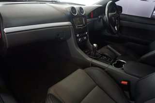 2012 Holden Commodore VE II MY12 SS V Black 6 Speed Manual Sedan